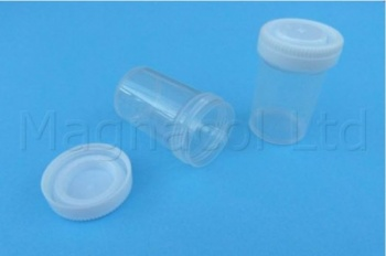 90ml Laboratory Specimen Containers Pack of 25
