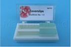 Microscope Slide Coverslips 22 x 26mm - Pack of 200