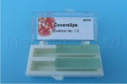 Microscope Slide Coverslips 22 x 40mm - Pack of 100